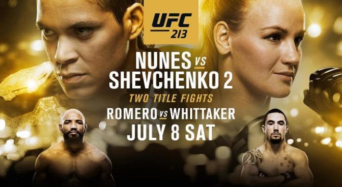 (MMA) UFC 213: Nunes vs Shevchenko 2 Preview & Predictions
