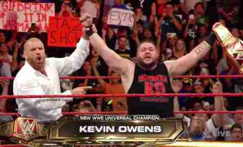 kevin owens new champ