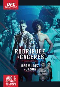 UFC_Utah_event_poster