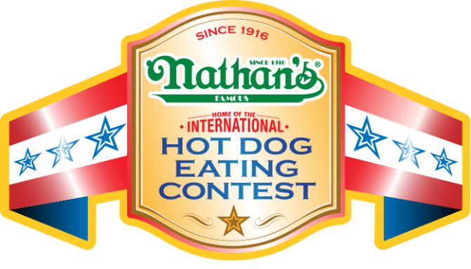 (Competitive Eating) Chestnut & Sudo successfully defend their championships at the 2017 Nathan's Famous Hot Dog Eating Championships