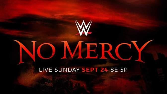 (Wrestling) WWE No Mercy (2017)