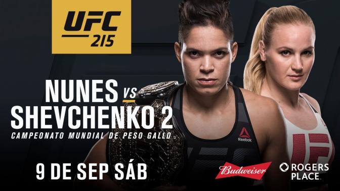 (MMA) UFC 215 – Nunes vs Shevchenko 2