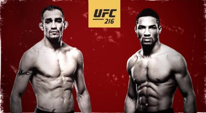 (MMA) UFC 216: Ferguson vs. Lee